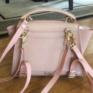 Zac Posen Bags - Zac Posen Eartha Iconic blush backpack 🌸